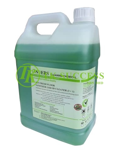 Anders Zen Fresh Cleaner (Disinfectant, Deodorizer & Cleaner)