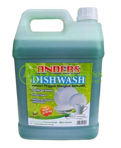 Anders Dish Wash (Green)