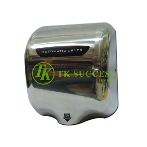 Kenju Stainless Steel Tornado Hand Dryer 1800