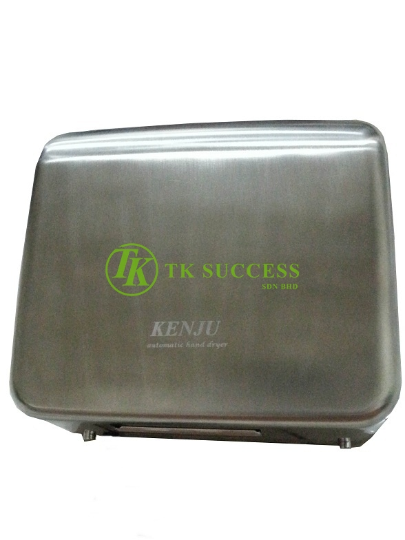 Kenju Stainless Steel Square Hand Dryer 2300