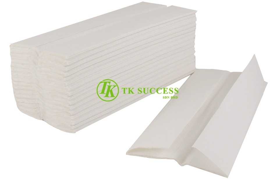 Anders Hand Towel C Fold Tissue 200 (Virgin Pulps)