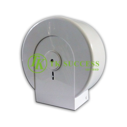 Anders Jumbo Roll Tissue Dispenser (ABS) -White