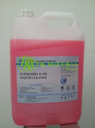 Anders Super Dirt & Oil Cleaner