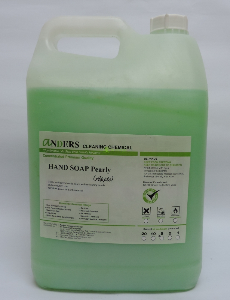 No 1 Fast Leading Quality Cleaning Chemical In Malaysia