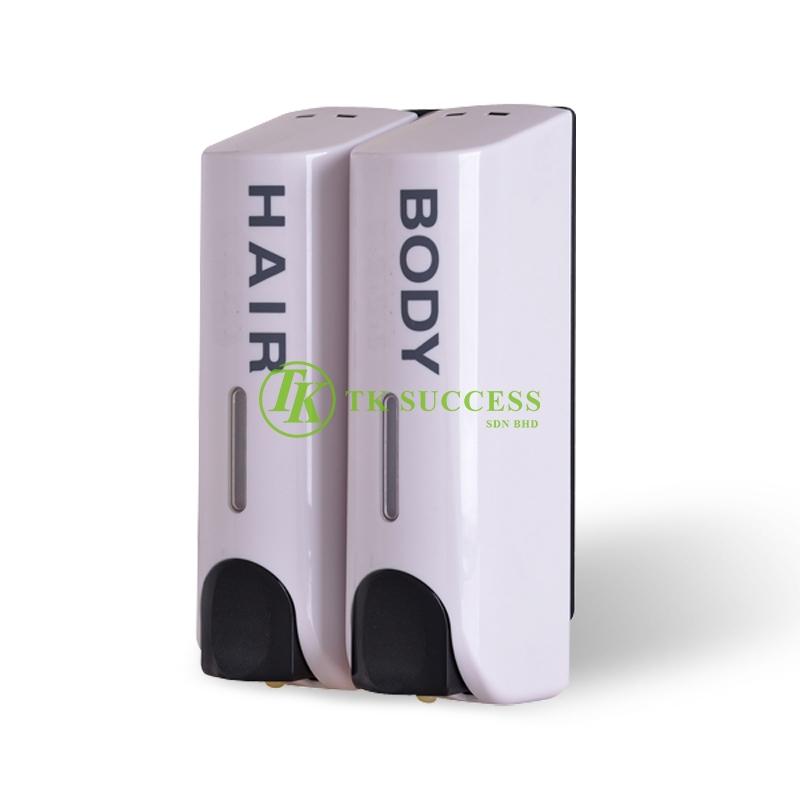 Vida Hair & Body Soap Dispenser (White)