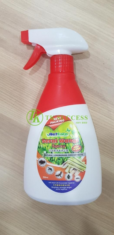 Serai Wangi Anti Lalat Spray