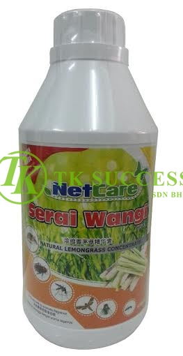 Netcare Serai Wangi Concentrate Cleaner Anti Lalat and Insect