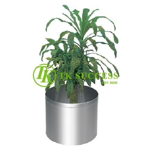 Stainless Steel Planter Pot