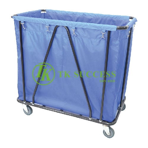 Powder Coating Dirty Linen Trolley