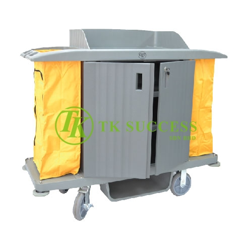 Maid Trolley C/W Door