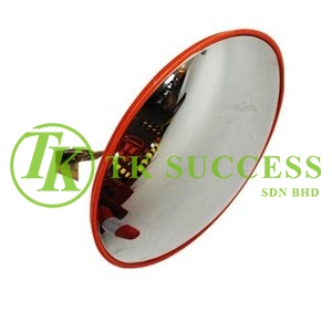 Indoor Convex Mirror without Cap (Wall Mounted Braket)