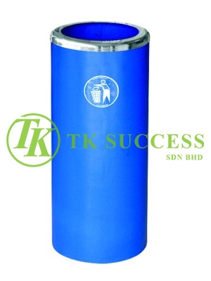 Open Top 35 c/w Stainless Steel Top Opening Cover