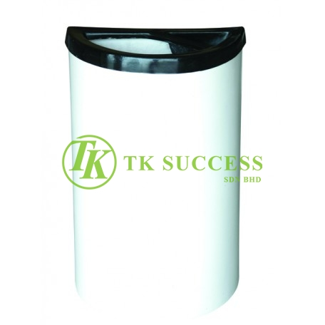 Blue Sea 45 Semi Round Bin (Fiberglass)