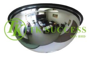 Dome Convex Mirror 360 Degree
