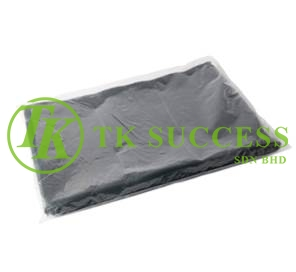 Black Garbage Bag Thin (M) 22