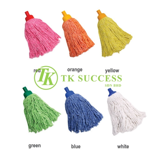 Full Colour Round Mop