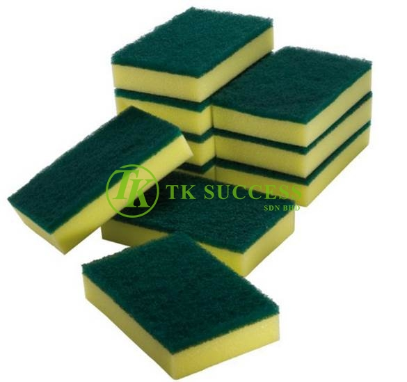 Scott Brite Sponge 2 Side Function