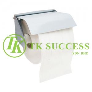 Stainless Steel Toilet Roll Holder (Single Roll)