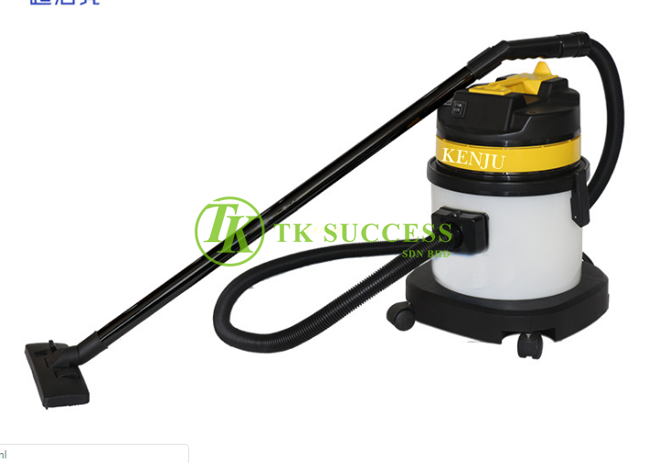 Kenju Stainless Steel Wet & Dry Vacuum Cleaner 15L (Italy Motor)