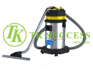 Kenju Stainless Steel Wet & Dry Vacuum Cleaner 30L (Italy Motor)