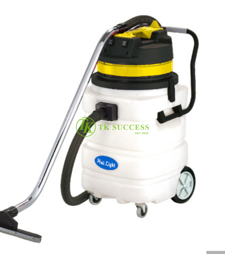 Kenju Wet & Dry Vacuum Cleaner 90L (Twin Italy Motor)