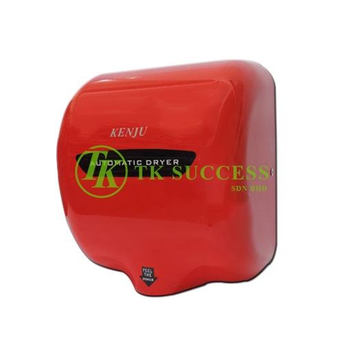 Kenju Tornado Hand Dryer 1800 (Red)