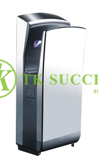 Kenju Stainless Steel Turbo Jet Hand Dryer 650