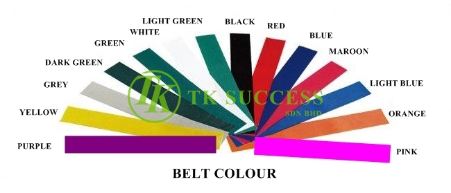 Retractable Belt Color Choice