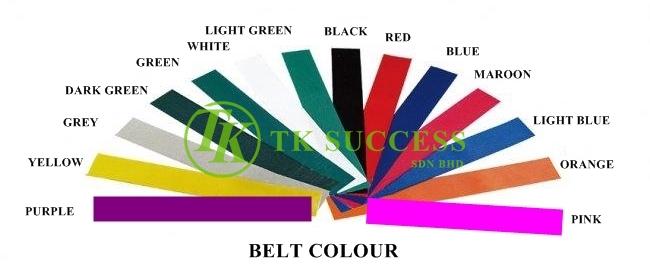 Retractable Belt Color Choice