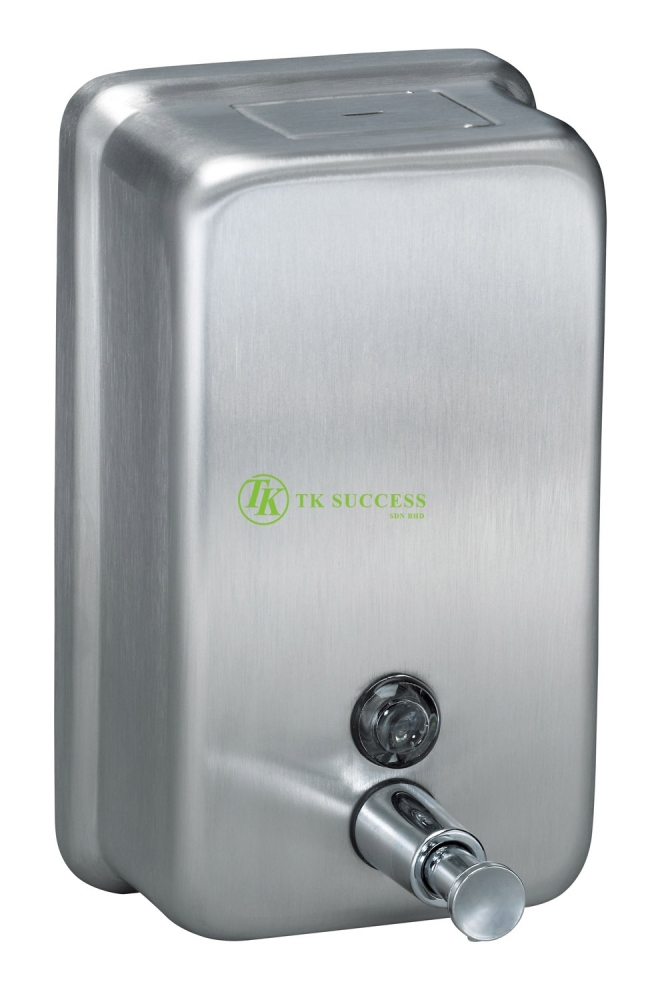 Stainless Steel Soap Dispenser 1200 (Vertical)