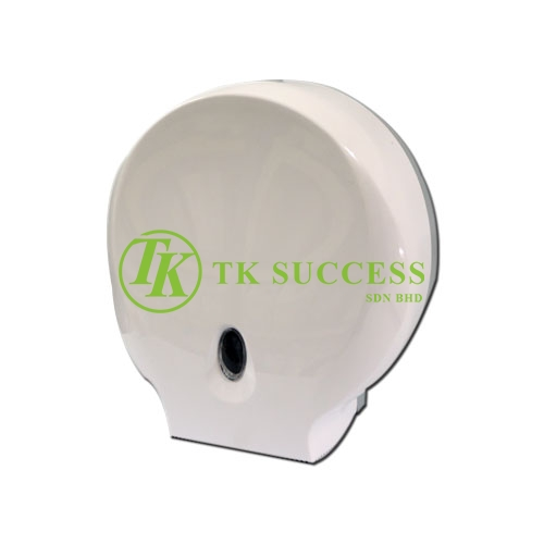 AZR Jumbo Roll Tissue Dispenser (ABS) - White