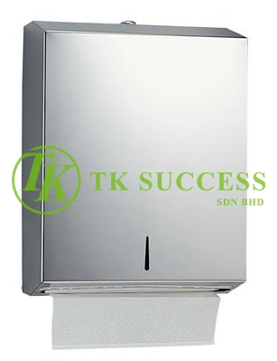 Stainless Steel Hand Towel Dispenser (Large)