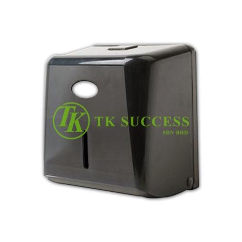 Vida Hand Towel Dispenser (Medium) - Black