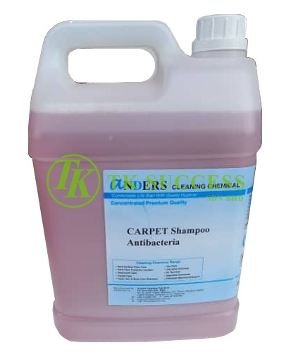 Anders Carpet Shampoo Antibacterial