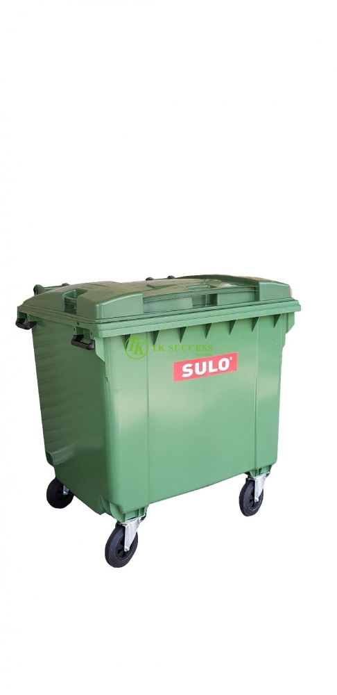 SULO Mobile Garbage Bin 660 (Germany)