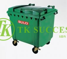 SULO Mobile Garbage Bin 1100 (Germany)