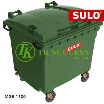 SULO Mobile Garbage Bin 1100 Litres (Germany)