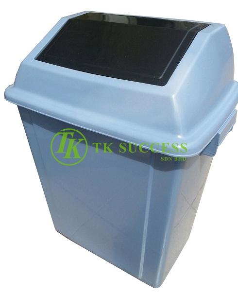 Flip Top Waste Bin 23