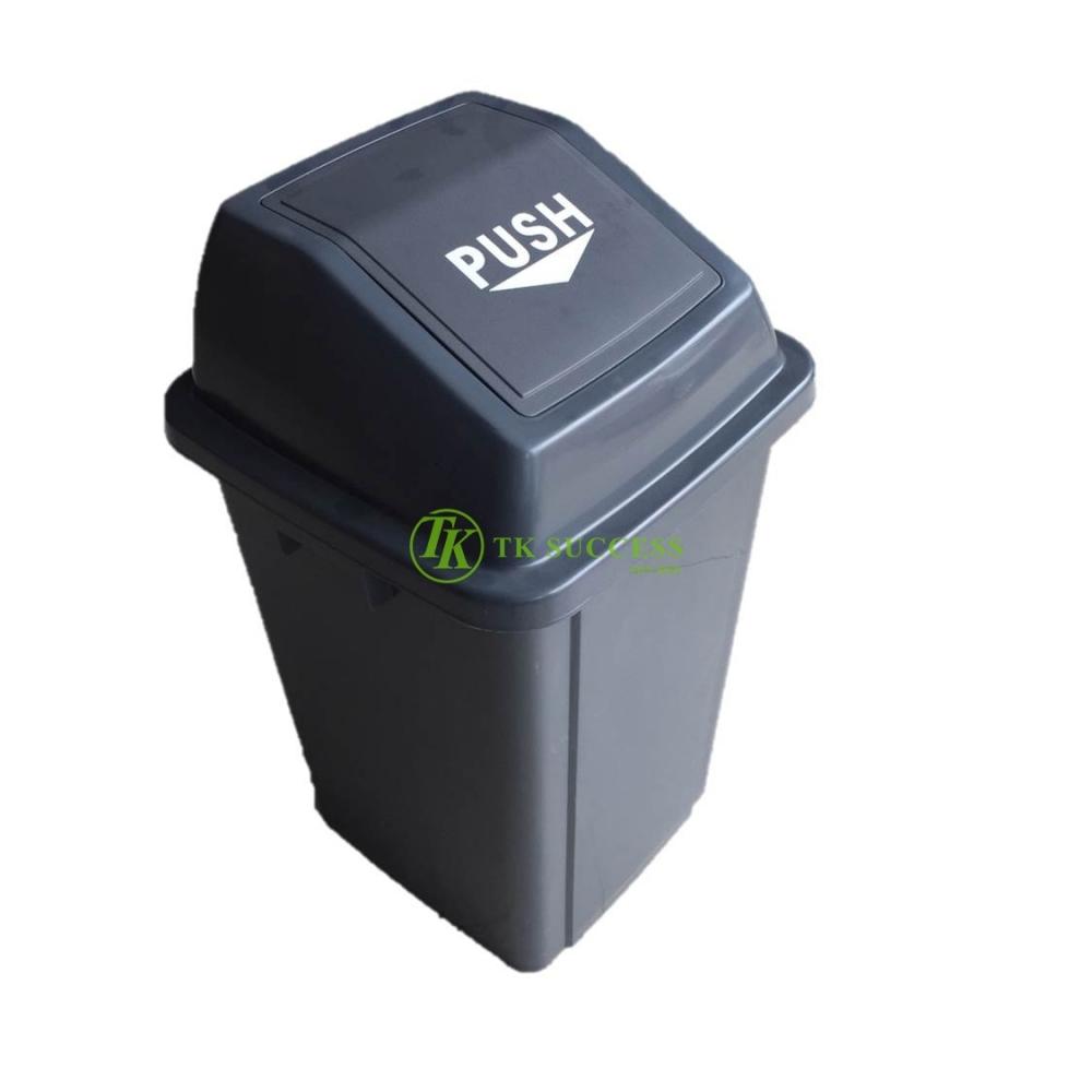 Flip Top Waste Bin 60