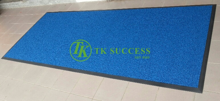 3A Coil Mat with edging - Dry