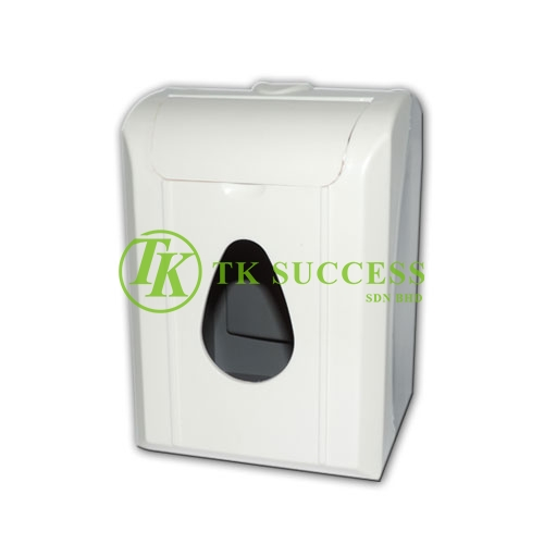 Pop Up Tissue Dispenser (Toothpick and Bill Slot)