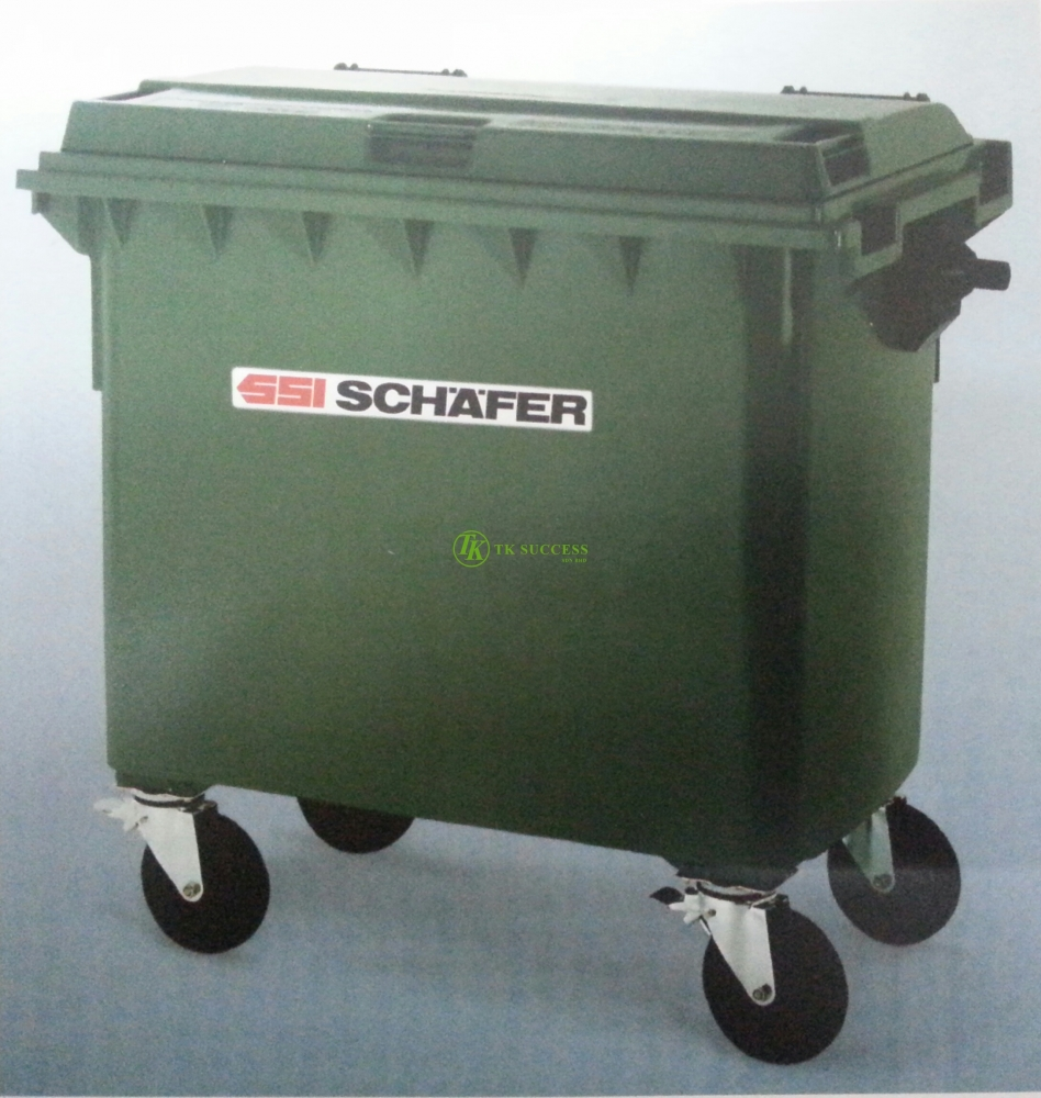 Schaefer Mobile Garbage Bin 660 (Germany)