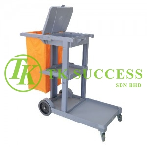 Janitor Cart 309 (Grey)