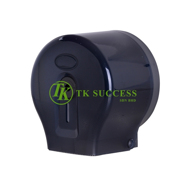 Vida Toilet Roll Tissue Dispenser - Black