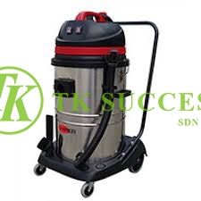 VIPER Stainless Steel Wet & Dry Vacuum 75Liter (Twin Motor) Denmark