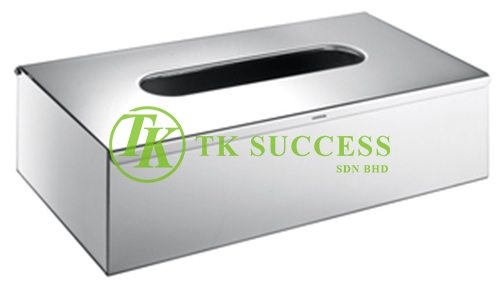 Stainless Steel Facial Tissue Dispenser