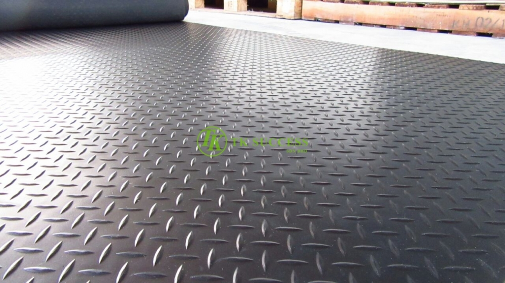 Diamond Plate Mat