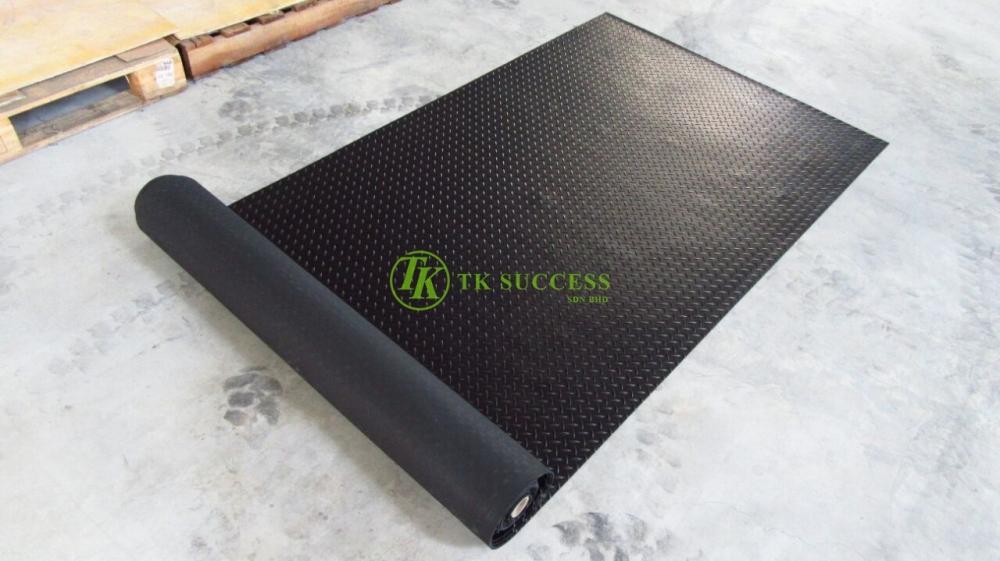 Diamond Plate Mat
