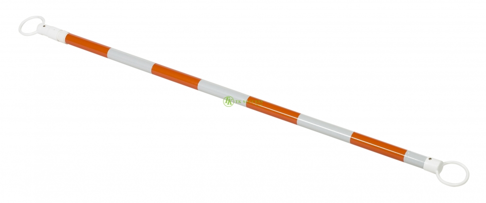 Retractable Pole Cone Bar Safety Product