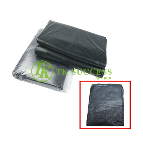 Black Garbage Bag (Thick) XXL 36